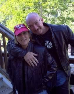 Kim and Sam 2005
